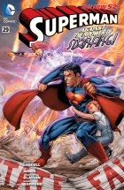 Ed Benes - Superman v3 - 1,000 Degrees In The Shade