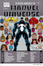 Keith Pollard - The Official Handbook of the Marvel Universe Master Edition - #10