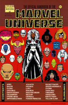 Keith Pollard - The Official Handbook of the Marvel Universe Master Edition - #11