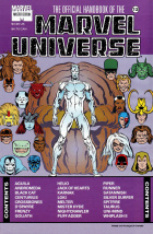 Keith Pollard - The Official Handbook of the Marvel Universe Master Edition - #12