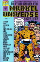 Keith Pollard - The Official Handbook of the Marvel Universe Master Edition - #18
