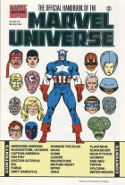 Keith Pollard - The Official Handbook of the Marvel Universe Master Edition - #2