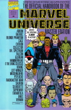 Keith Pollard - The Official Handbook of the Marvel Universe Master Edition - #23