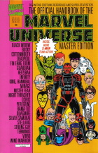 Keith Pollard - The Official Handbook of the Marvel Universe Master Edition - #25