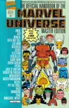 Keith Pollard - The Official Handbook of the Marvel Universe Master Edition - #27