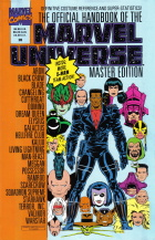 Keith Pollard - The Official Handbook of the Marvel Universe Master Edition - #28