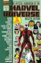 Keith Pollard - The Official Handbook of the Marvel Universe Master Edition - #29