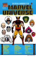 Keith Pollard - The Official Handbook of the Marvel Universe Master Edition - #4