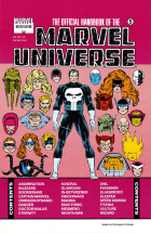 Keith Pollard - The Official Handbook of the Marvel Universe Master Edition - #5