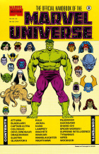 Keith Pollard - The Official Handbook of the Marvel Universe Master Edition - #8