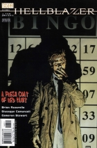 Brian Azzarello - Hellblazer (1988) - A fresh coat of red paint