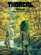 Alinoë - more original art from the same book