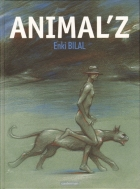 Animal'z - more original art from the same book