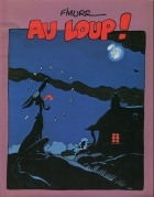 Au loup ! - more original art from the same book