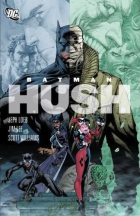 Batman: Hush - more original art from the same book