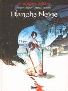 Blanche Neige - more original art from the same book
