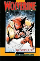 Bloodlust - more original art from the same book