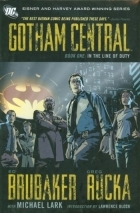 Michael Lark - Gotham Central (2003) - Book One: In The Line Of Duty