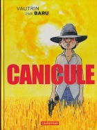 Canicule - more original art from the same book