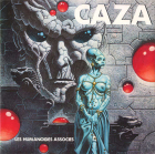 Caza 30x30 - more original art from the same book
