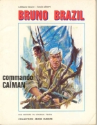 William Vance - Bruno Brazil - Commando Caïman