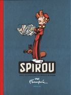 Couvertures de recueils SPIROU, par Franquin - Tirage de luxe - more original art from the same book