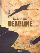 Deadline - more original art from the same book