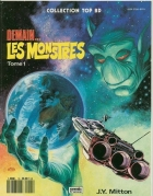 Demain... les monstres - more original art from the same book