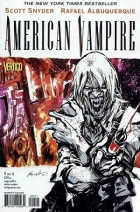 Rafael Albuquerque - American Vampire (2010) - Devil in the Sand Conclusion