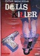 Dolls killer 2 - more original art from the same book