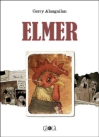 Elmer - more original art from the same book