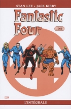 Fantastic Four : L'intégrale 1965 - more original art from the same book
