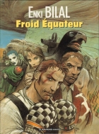 Froid équateur - more original art from the same book