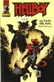 Hellboy La Caja Del Mal / Hellboy Box Full of Evil - more original art from the same book