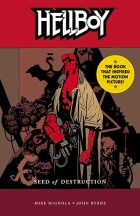 Mike Mignola - Hellboy - Hellboy volume 1 : seed of destruction TPB