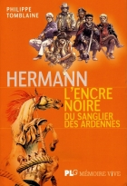 Hermann, L'encre noire du Sanglier des Ardennes - more original art from the same book