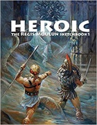 Heroic: The Regis Moulun sketchbook 1 - more original art from the same book