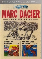Intégrale Marc Dacier - Tome 2 - more original art from the same book