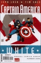 Tim Sale - Captain America: White (2008) - It happened one night