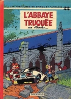 L'abbaye truquée - more original art from the same book