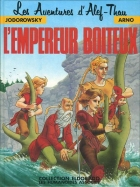 L'empereur boiteux - more original art from the same book