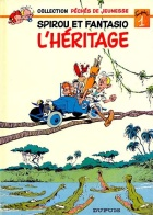 L'héritage - more original art from the same book