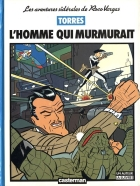 L'homme qui murmurait - more original art from the same book