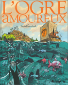 L'ogre amoureux - more original art from the same book