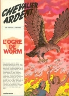 L'ogre de worm - more original art from the same book