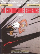 Moebius - Incal (L') - La cinquième essence : galaxie qui songe