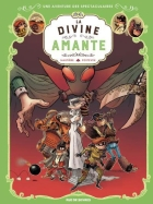La Divine Amante - more original art from the same book