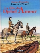 La fille du Djebel Amour - more original art from the same book