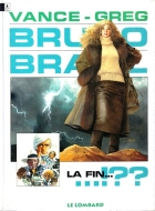 William Vance - Bruno Brazil - La fin...!??