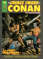 Rudy Nebres - Conan (The Savage Sword of) - La Collection (Hachette) - La forêt des démons